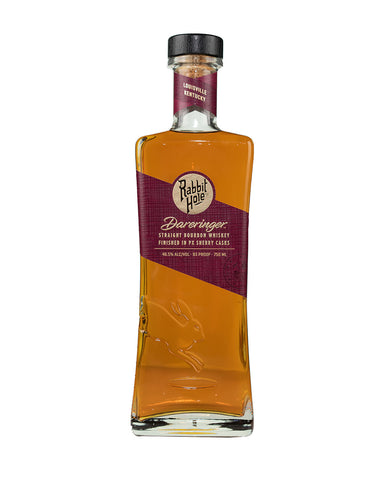 Rabbit Hole Dareringer: Straight Bourbon Whiskey Finished in PX Sherry Casks