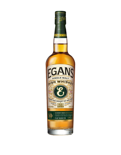 Egan's 10 Year Old Single Malt Irish Whiskey