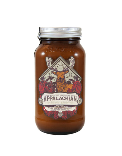 Sugarlands Eggnog Appalachian Sippin' Cream