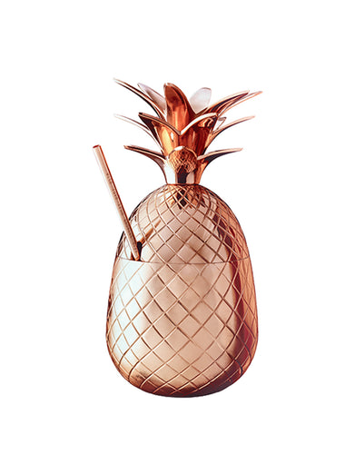 Elyx Copper Pineapple Gift Box