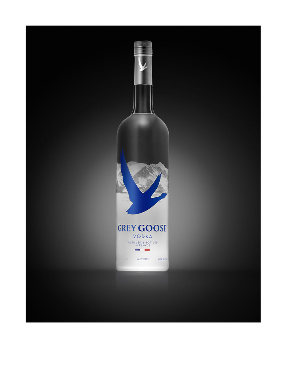 Load image into Gallery viewer, Grey Goose® Limited Edition Night Vision Bottle (1L)