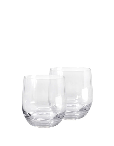 Special!  Dartington Wine & Bar Tumbler Pair