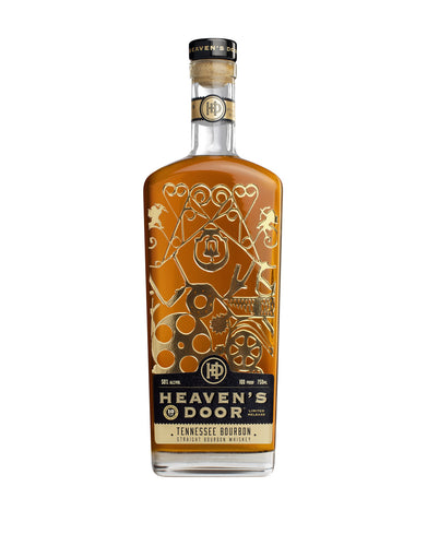 Heaven's Door 10-Year Tennessee Straight Bourbon