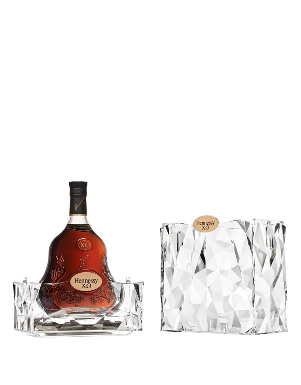 Load image into Gallery viewer, Hennessy X.O Cognac Ice Experience bottle and case