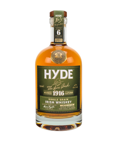 Hyde No. 3 - 6yr Irish Whiskey Bourbon Cask