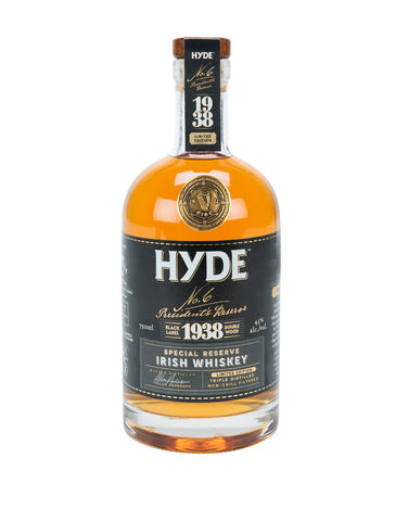 Hyde No. 6 - 18yr SM with 8yr Special Reserve Sherry Finish