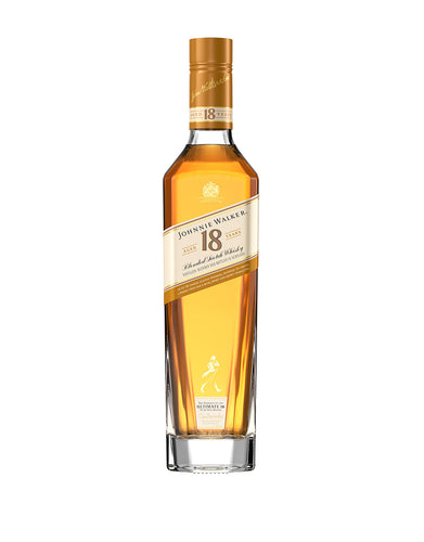 Johnnie Walker Aged 18 Years Blended Scotch Whisky bottle