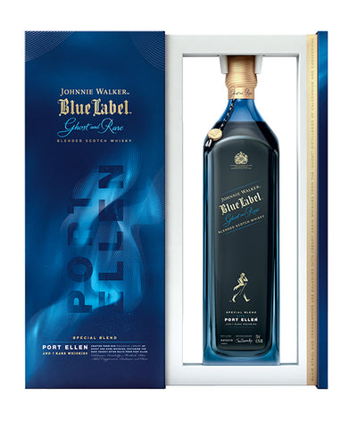 Johnnie Walker Blue Label® Ghost and Rare Port Ellen Special Edition Blended Scotch Whisky