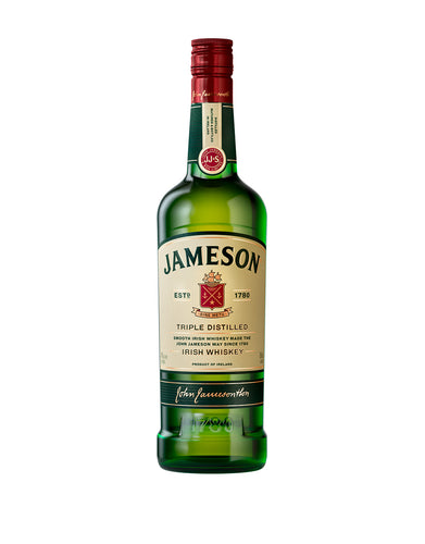 Jameson Irish Whiskey bottle