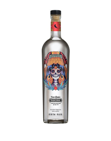 José Cuervo Tradicional Plata Day of the Dead Limited Edition