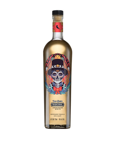 José Cuervo Tradicional Reposado Day of the Dead Limited Edition