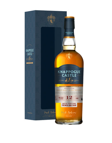Knappogue Castle French Oak Cask