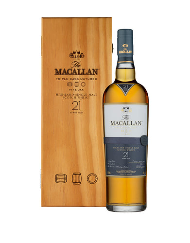 The Macallan Fine Oak 21 Years Old