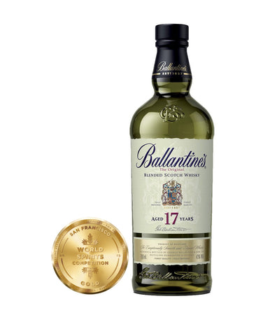 Load image into Gallery viewer, Ballantine's 17 Year Old