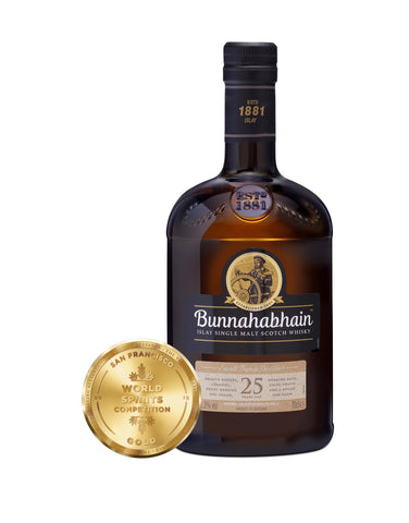 Load image into Gallery viewer, Bunnahabhain 25 Year Old