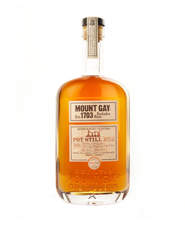 Mount Gay Master Blender's 2nd Edition Collection: Pure Pot Still 2009