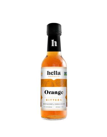 Hella Cocktail Orange Bitters (5 oz)