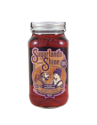 Sugarlands Peanut Butter & Jelly Moonshine