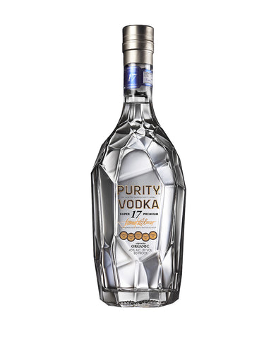 Purity Organic Vodka Super 17