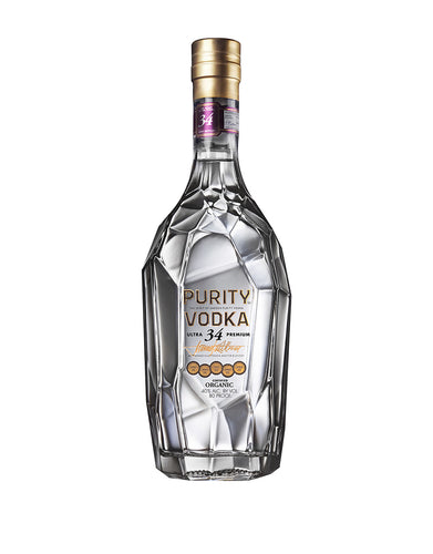 Purity Organic Vodka Ultra 34