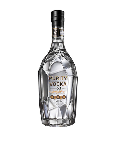 Purity Organic Vodka Connoisseur 51 Reserve