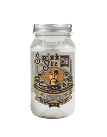 Sugarlands Mark Rogers' American Peach Moonshine