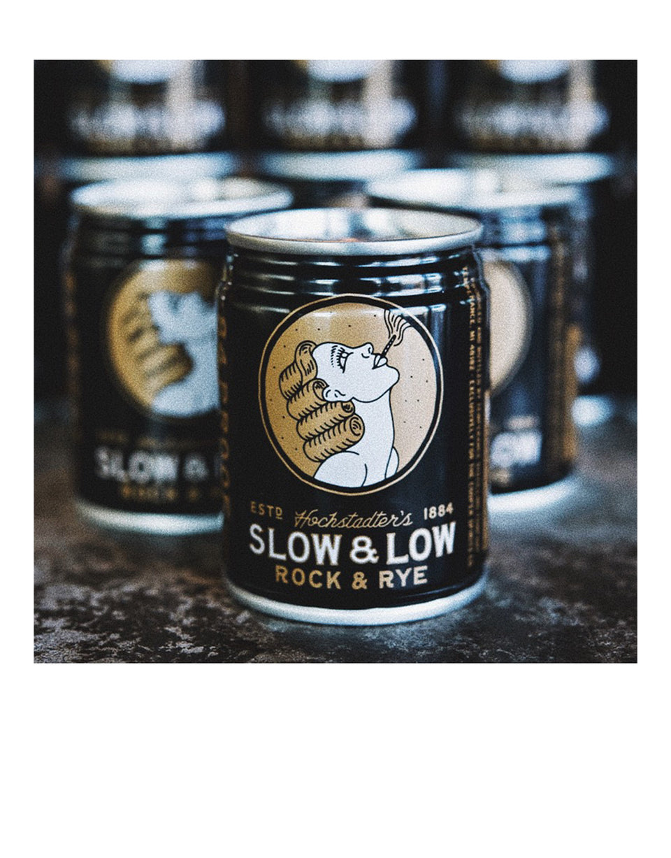 Load image into Gallery viewer, Hochstadter's Slow & Low Rock and Rye 84 proof (4 pack)
