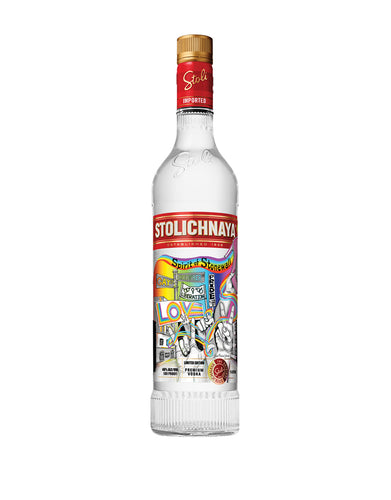 Stoli® Spirit of Stonewall: Limited Edition