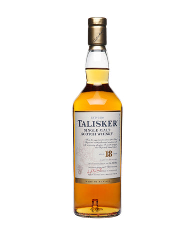 Talisker 18 Years Old