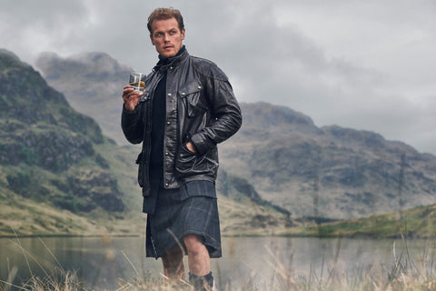 The Sassenach Blended Scotch Whisky (3 Bottles)