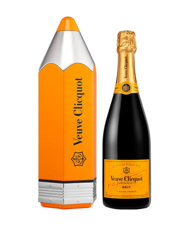 Veuve Clicquot Colorama Pencil Yellow Label