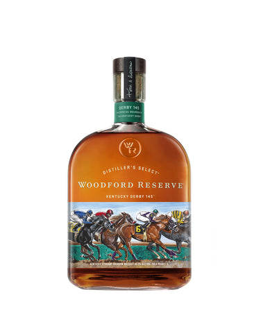 Woodford Reserve® 2019 Kentucky Derby® Bottle
