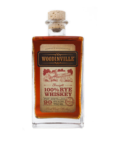 Woodinville™ Straight Rye Whiskey