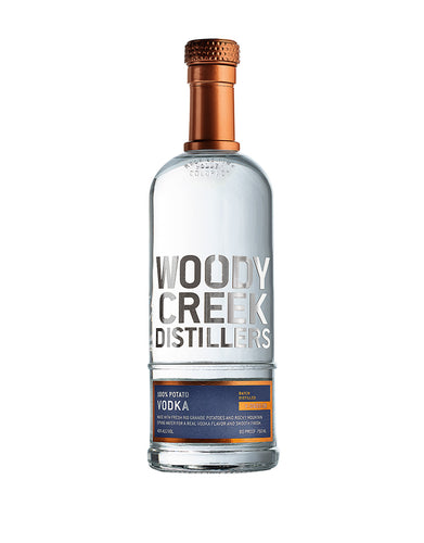 Woody Creek Distillers Vodka