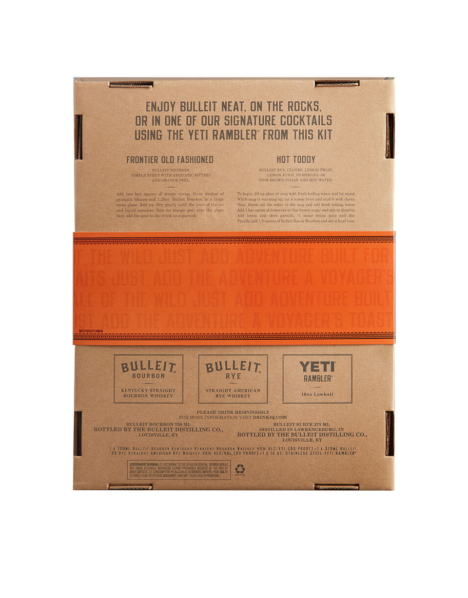 Load image into Gallery viewer, Bulleit Bourbon YETI Outdoor Pack box