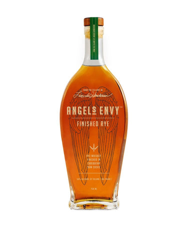 Angel's Envy Rye Finished in Caribbean Rum Casks