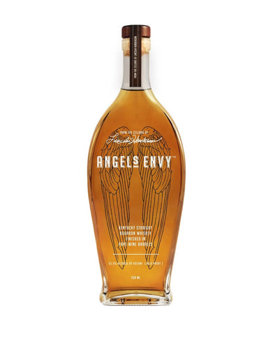 Angel's Envy Bourbon Finished in Port Barrels