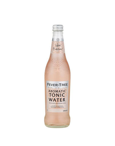 Fever-Tree Aromatic Tonic Water (500ml)
