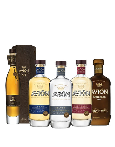 Avión Collection (5 bottles)