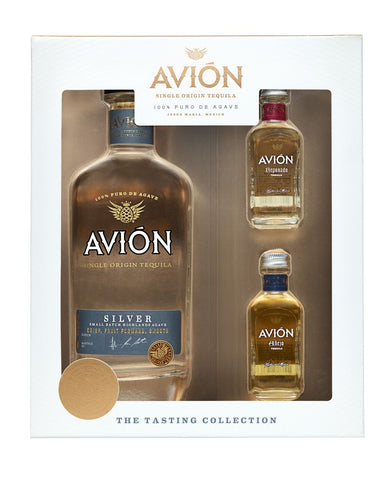 The Tasting Collection by Avión Tequila