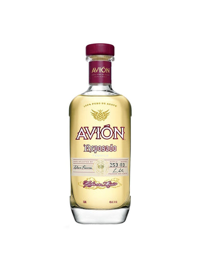 Avión Hand Selected Reposado Barrel with Custom Label