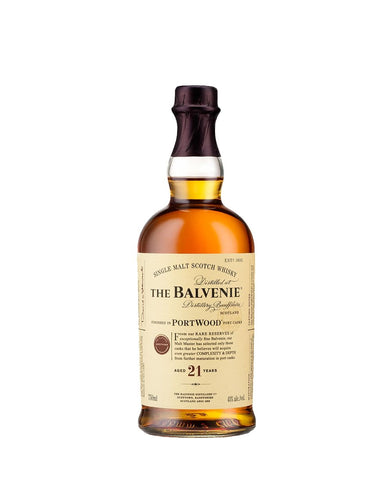 The Balvenie PortWood – Aged 21 Years