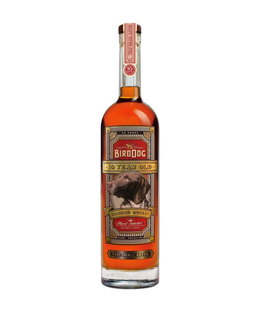 Bird Dog 10 Year Old Kentucky Bourbon Whiskey (Very Small Batch)