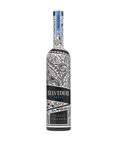 Belvedere x Laolu Limited Edition Bottle