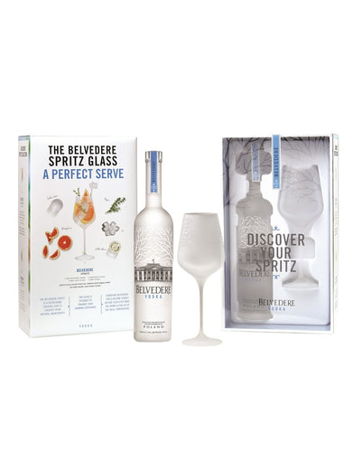 Belvedere Discover Your Spritz Gift Set