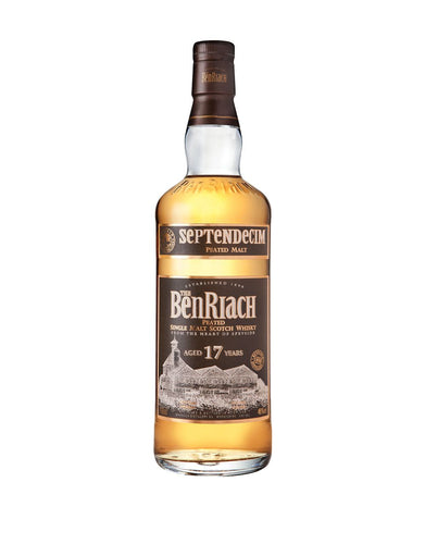 BenRiach 17-Year-Old Septendecim