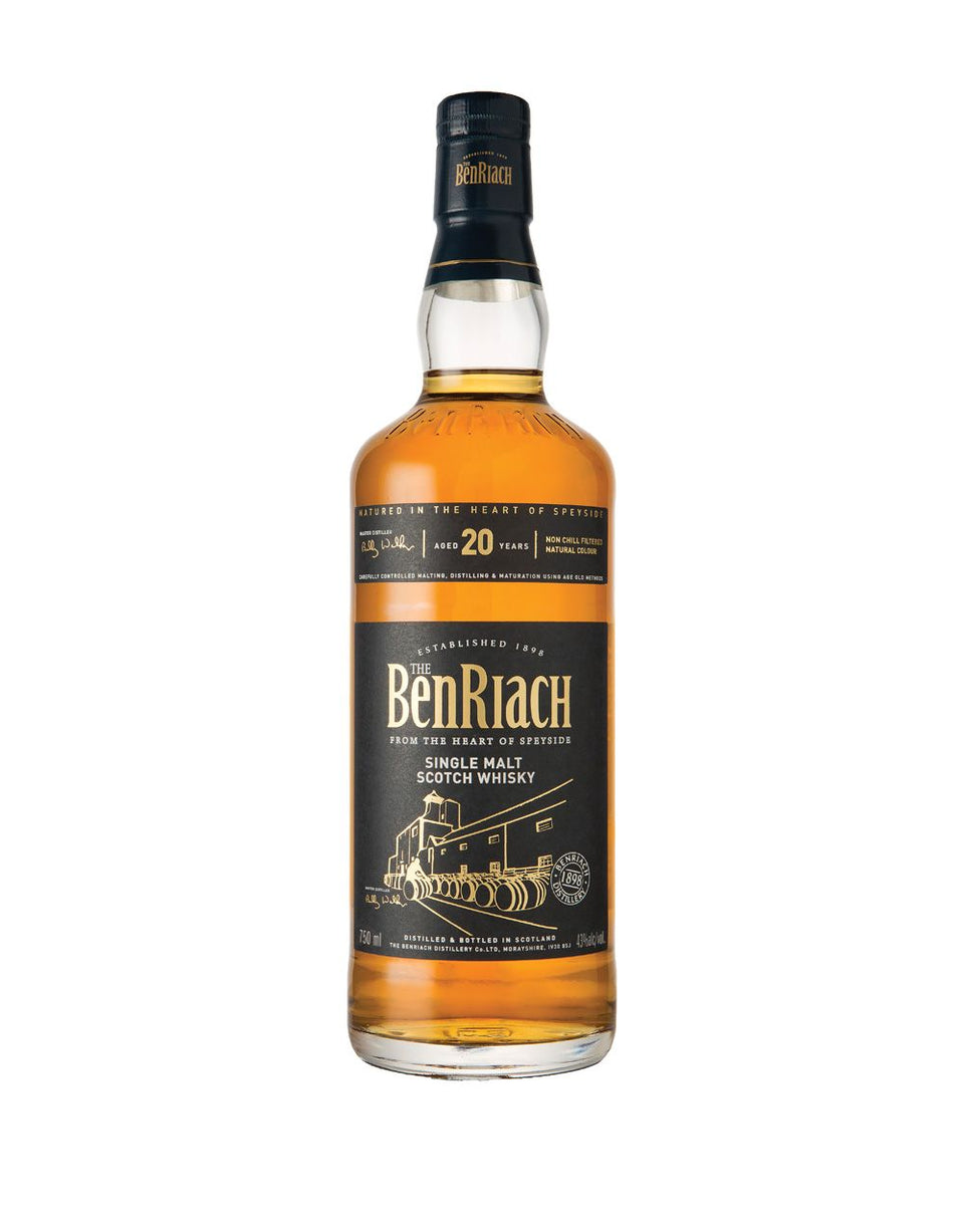 Load image into Gallery viewer, BenRiach 20-Year-Old