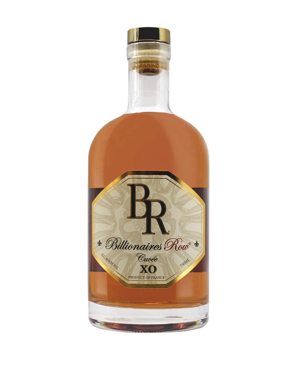 Load image into Gallery viewer, Billionaires Row XO Cognac bottle
