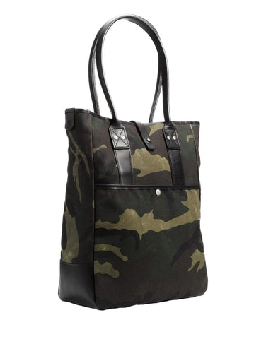 Billykirk No. 326 Commuter Tote (Camo)