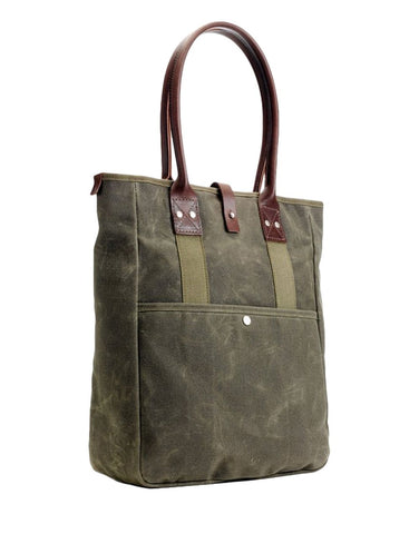 Billykirk No. 326 Commuter Tote (Olive)